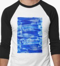 Cool & Calming Cobalt Blue Paint on White  T-Shirt