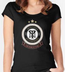 Montana Enterprises Co Women's Fitted Scoop T-Shirt