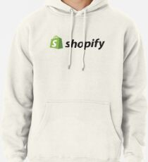 Shopify Merchandise Pullover Hoodie