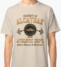 ALCATRAZ ATHLETIC DEPT. Classic T-Shirt