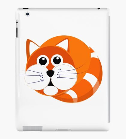 Ginger Cat Puss iPad Case/Skin
