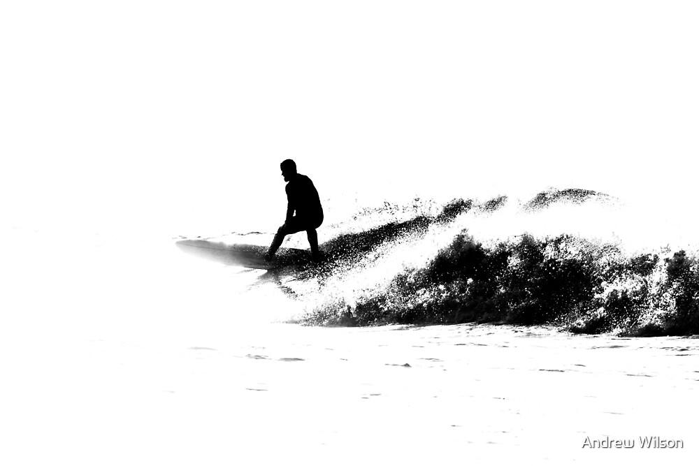 Longboarder by Andrew Wilson