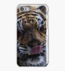tiger 002.  iPhone Case/Skin