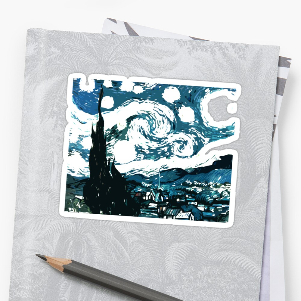 Starry Starry Night by MammothDesigns