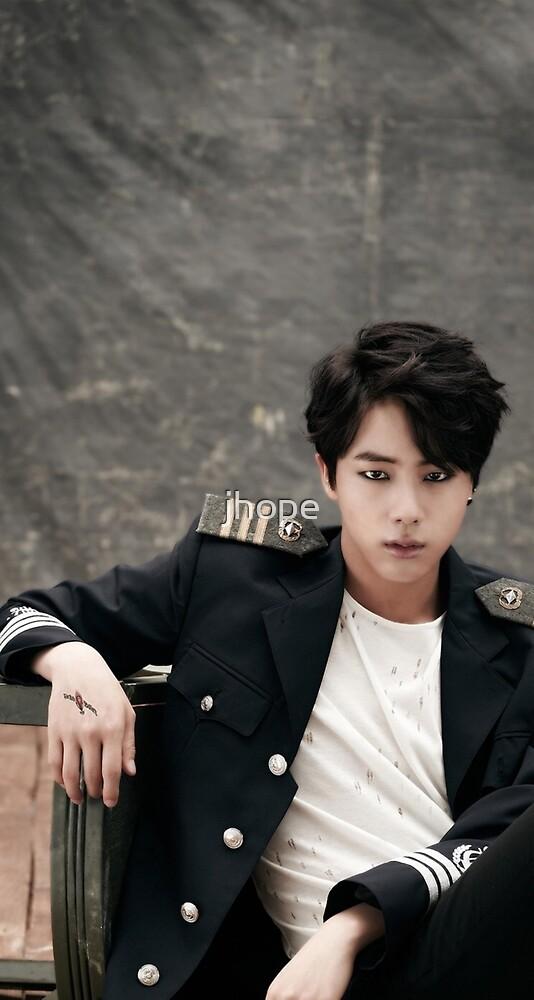 Jin by jhope