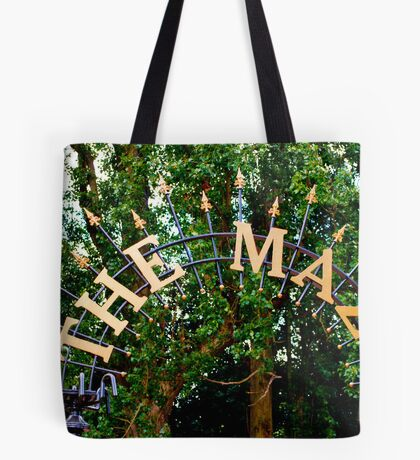 The Maze: Crystal Palace, London, UK. Tote Bag