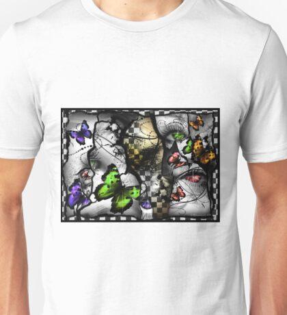 Fragmented Reasons of air  T-Shirt