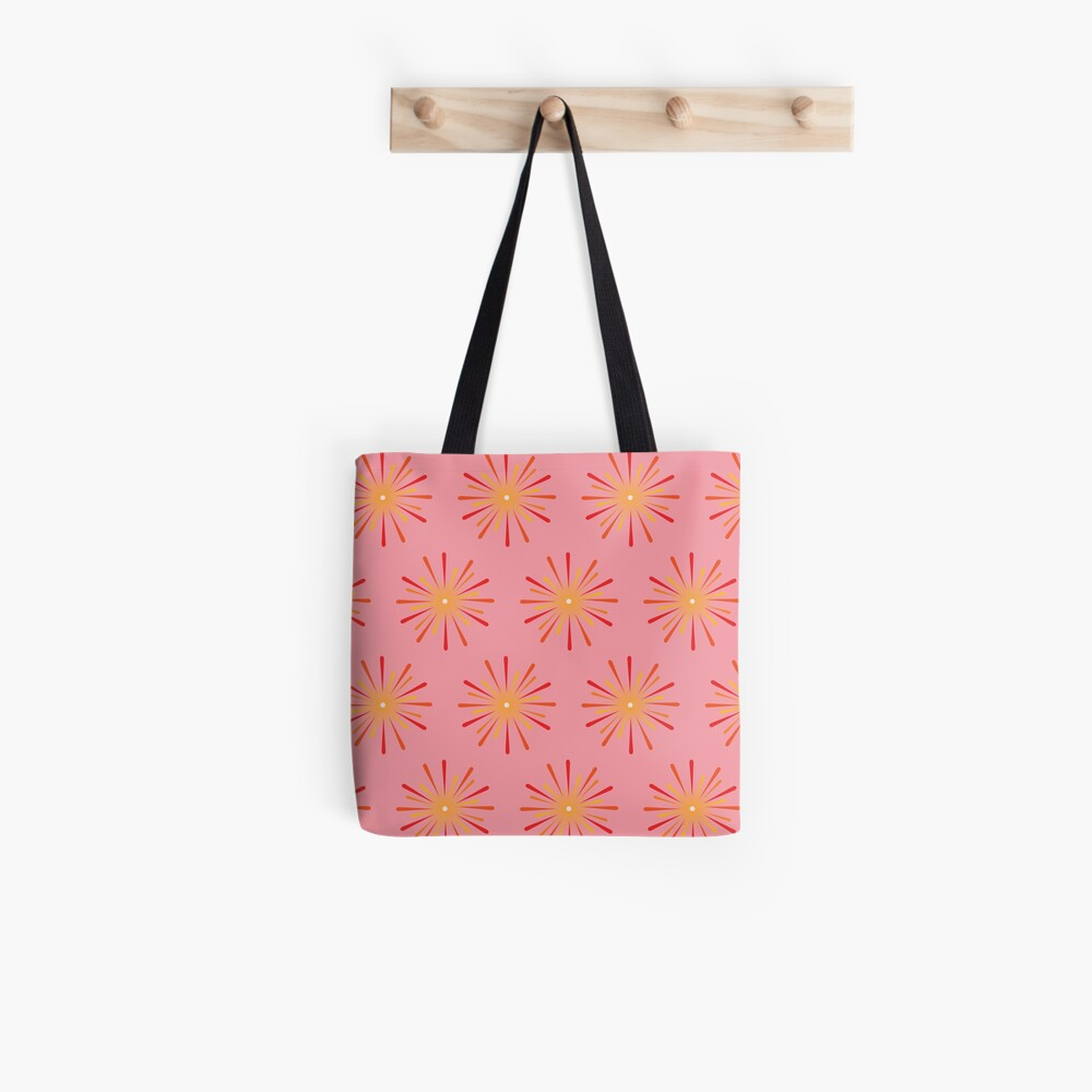 I love fireworks Tote Bag