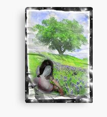 Enchanted Childhood Canvas Print