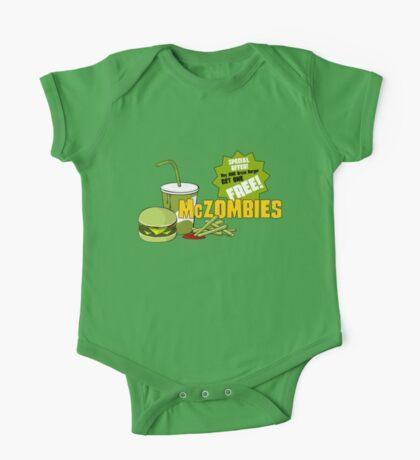 McZombies. Kids Clothes