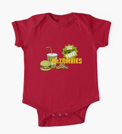 McZombies. Kids Clothes