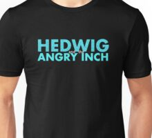 Hedwig Pride Glitter Unisex T-Shirt