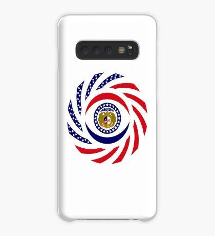 Missouri Murican Patriot Flag Series Case/Skin for Samsung Galaxy