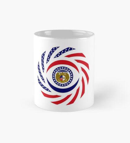 Missouri Murican Patriot Flag Series Mug