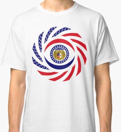 Missouri Murican Patriot Flag Series Classic T-Shirt