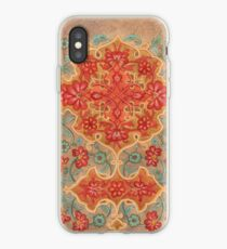 Historic pattern, sketch iPhone Case