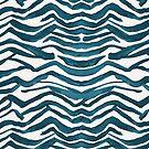 Zebradruck - Knickentenpalette von Cat Coquillette