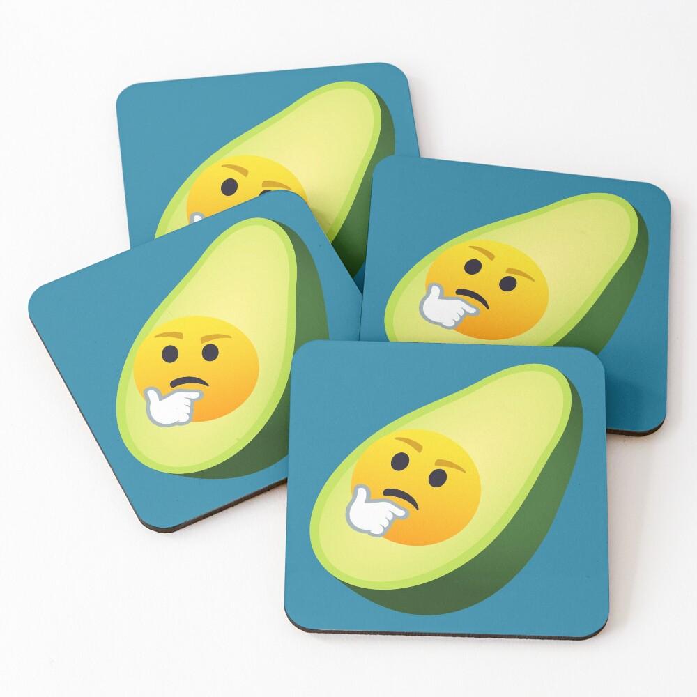 Avagoodthink Coasters (Set of 4)