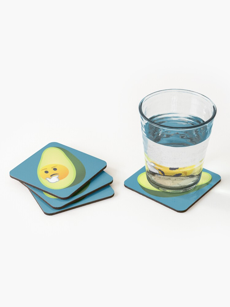 Alternate view of Avagoodthink Coasters (Set of 4)
