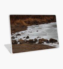 shoreline.  Laptop Skin