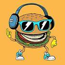 Burger Time by Rebekie Bennington