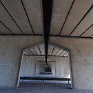 """""""Under the Bridge"""" by Vikki Turton"""