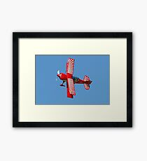 Red Eagle Air Sports Framed Print