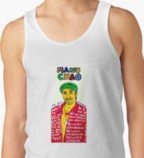 Manu Chao Reggae Ska Pop Folk Art Tank Top