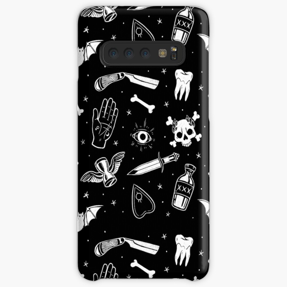 A Few of My Macabre Things Case & Skin for Samsung Galaxy