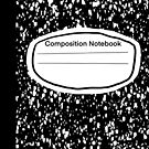 Composition Notebook - Spotted Edition by Carprincess