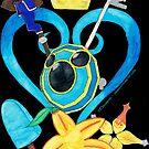 « Kingdom Hearts  » par Envorenn