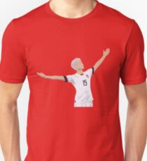 Megan Rapinoe USWNT Slim Fit T-Shirt