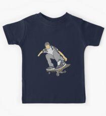 Skateboard 11 Kids Tee