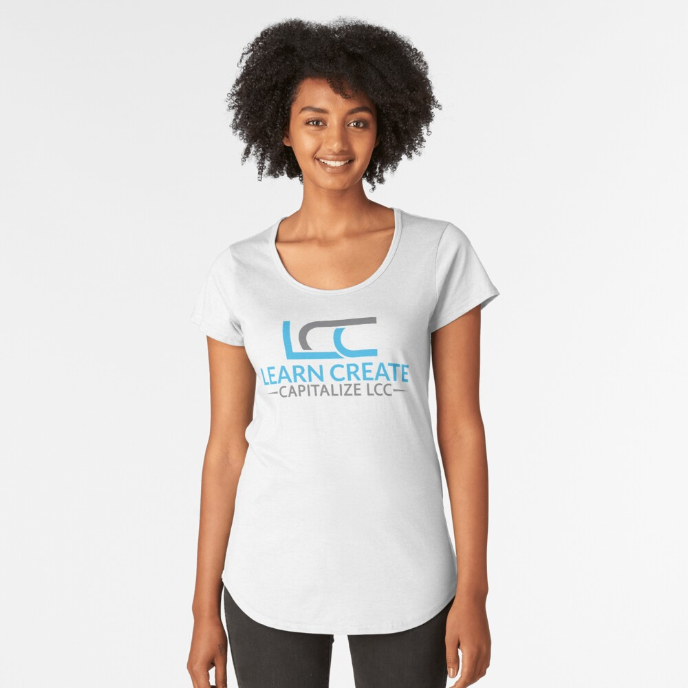 LCC Premium Scoop T-Shirt