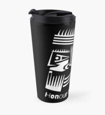 Honor The King  Travel Mug