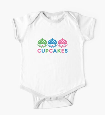 cupcake Fun light Kids Clothes
