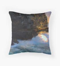 Eastern Surburbs  Headlands Throw Pillow