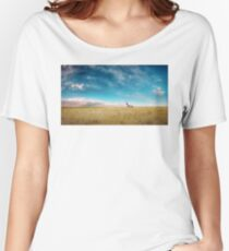 Breaking Bad Desert  Women's Relaxed Fit T-Shirt
