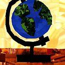 Around the World by Jennifer Frederick