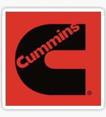 Cummins Diesel Power Sticker