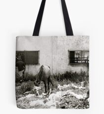 Heads Down Tote Bag