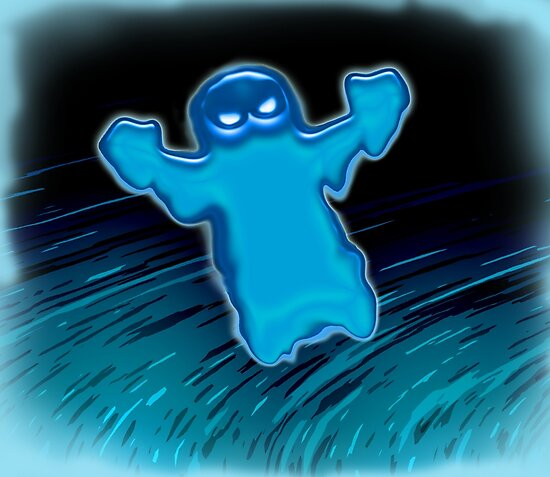 River Ghost by HaveBabiesGame