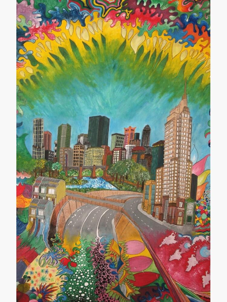 City - vivid by kasarnDesigns