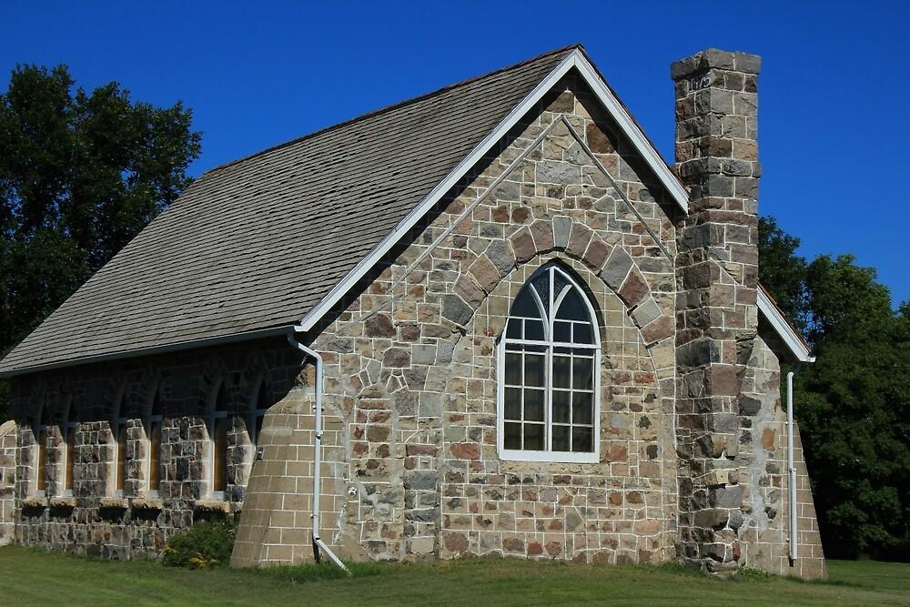 Prairie Church by rhamm