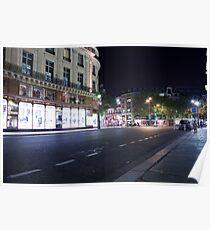 Rue Scribe Poster