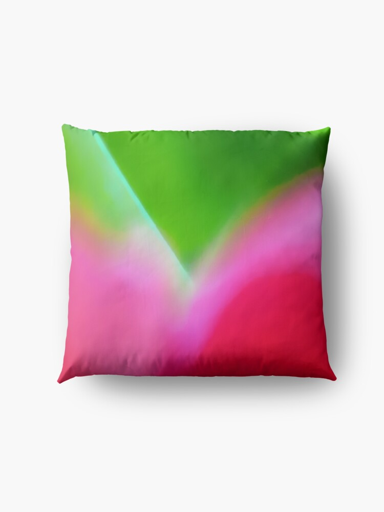 Alternate view of Colors of Spring 1 Floor Pillow