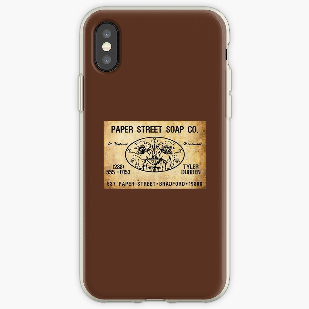 Paper Street Soap Co. iPhone Case & Cover