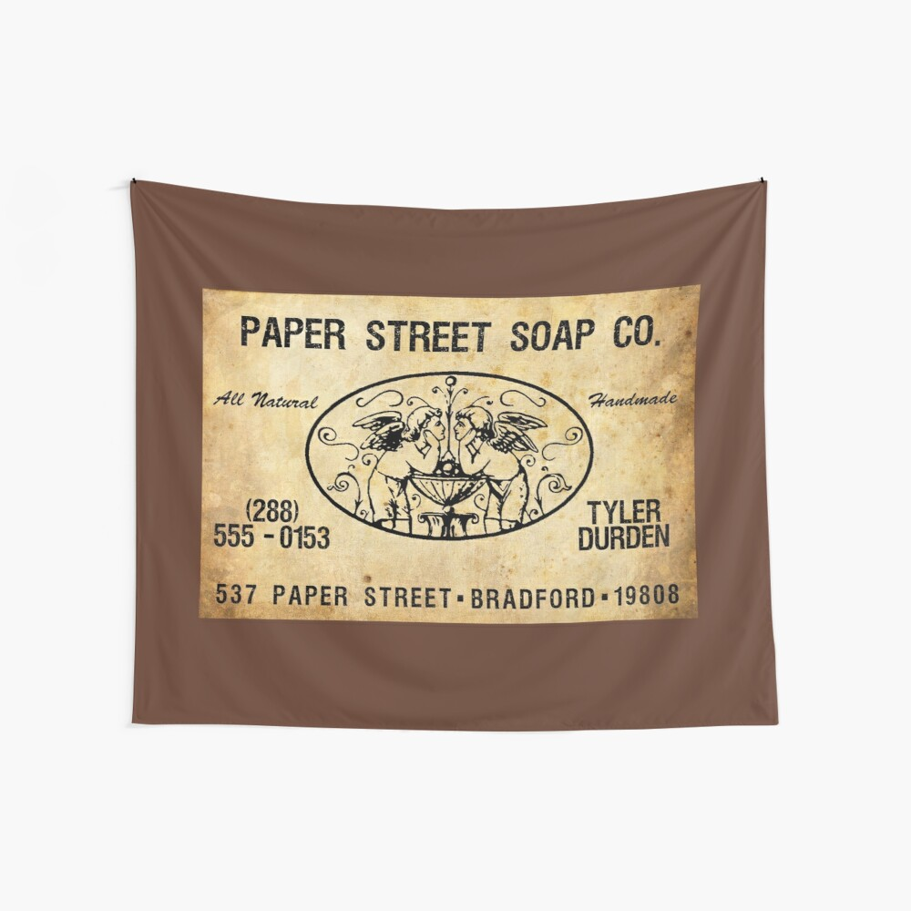 Paper Street Soap Co. Wall Tapestry