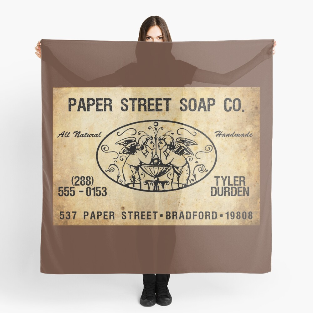 Paper Street Soap Co. Scarf