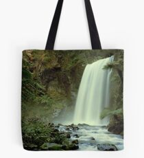Hopetoun Falls September 2010 Tote Bag